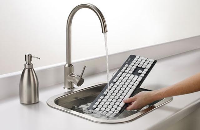 teclado sumergible logitech