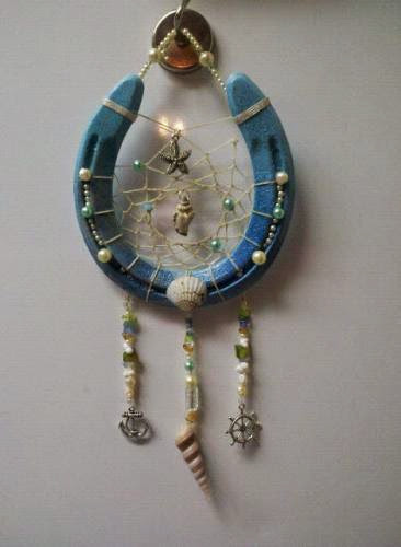 Horseshoe Dream Catcher