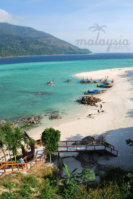 Travel package to Koh Lipe