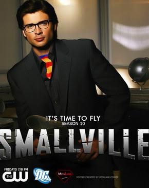 Smallville Season 10 ผจญภัยหนุ่มน้อยซุปเปอร์แมน ปี 10 ( EP. 1-10 END ) [พากย์ไทย]