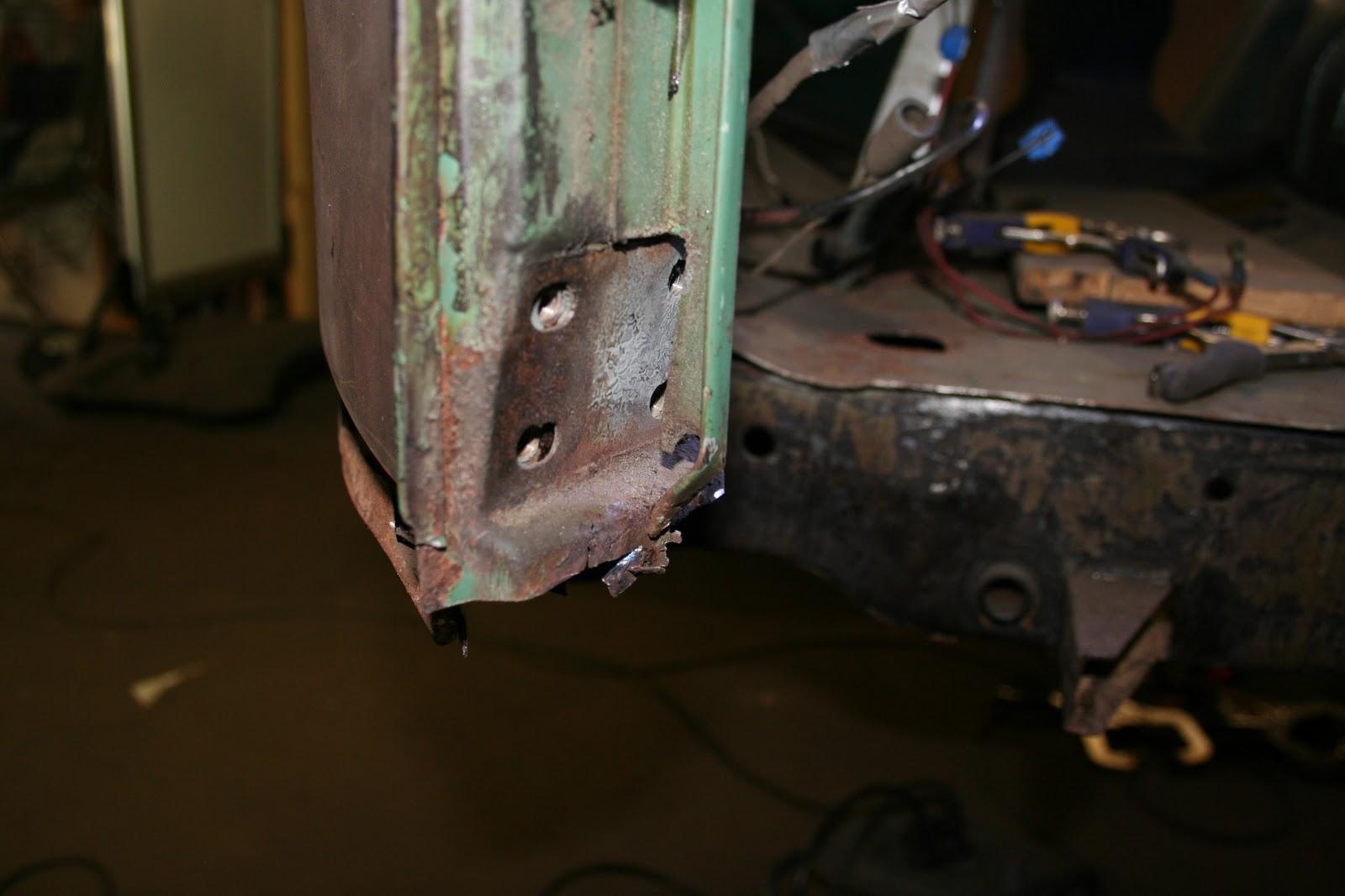 Gaten vullen filling holes