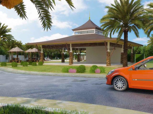 Twin Palms Residences Multi-purpose Hall