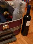 Plastico burbuja para maletas de viaje