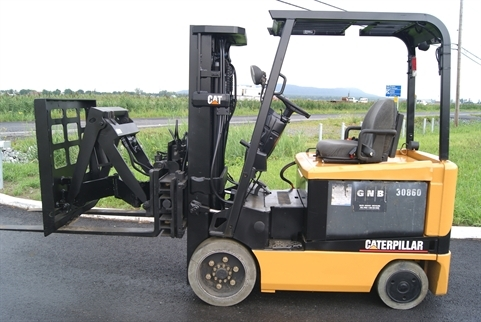 Caterpillar forklift Push Pull