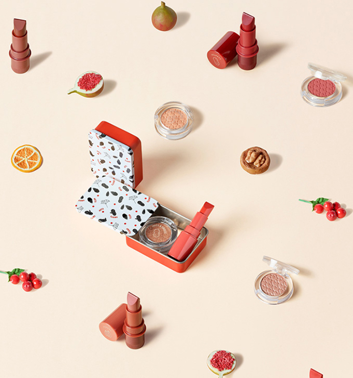 ETUDE HOUSE Mini Two Match Nuts and Fruits