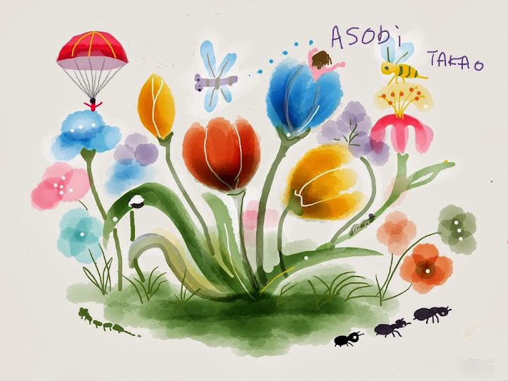 Spring made with Sketches