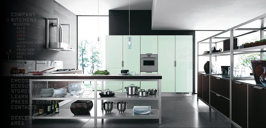 modern-steel-kitchen