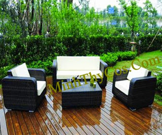 Rattan Sofa Set-MT122