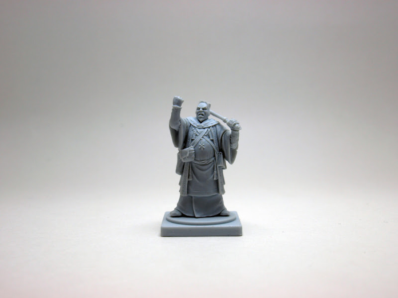 kingdom death character preacher