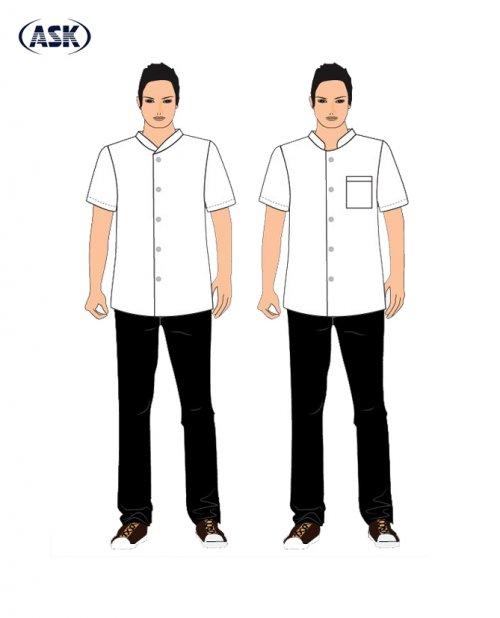 Trang phục Bếp #9