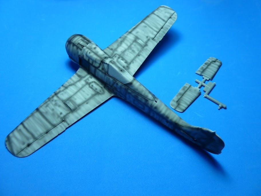 FINALIZADO 24/6 - Focke Wulf Fw 190 A-8 Tamiya 1:48 P1040787
