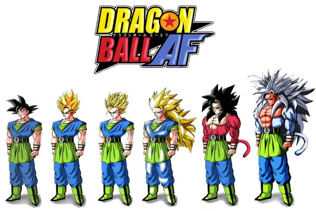 Download Komik Dragon Ball AF Full Version