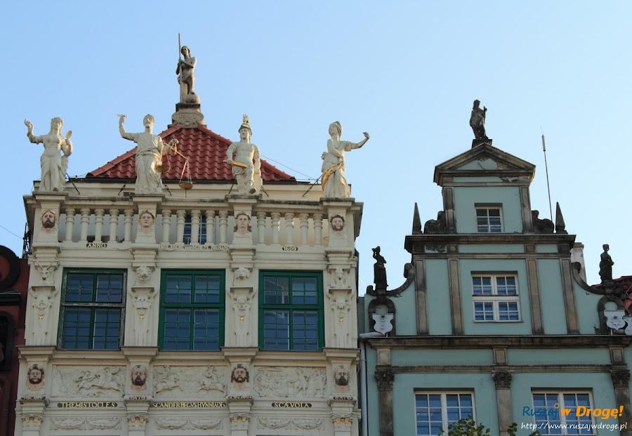 Gdańsk Złota Kamienica na Długim Targu