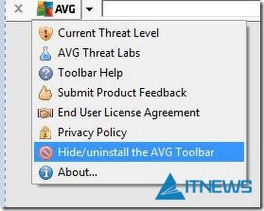 AVG Toolbar