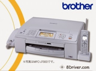 Download Brother MFC-J700D printer driver, & the best way to set up your own personal Brother MFC-J700D printer software work with your current computer