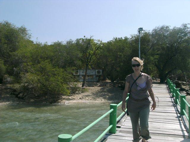 handeuleum island, ujung kulon, ujung kulon national park, ujung kulon tour