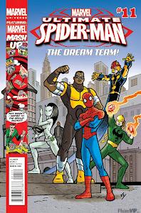 Người Nhện 2 - Ultimate Spider-man Season 2 poster