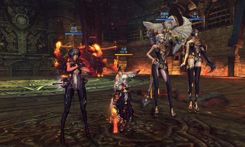 Blade & Soul cán mốc 150.000 CCU sau 1 giờ open beta 2