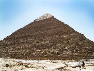 2 Ruangan Rahasia di Piramida