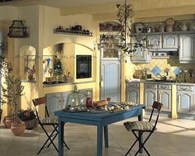 Artesanias decorativas decoracion estilo rustico for Cocinas estilo rustico