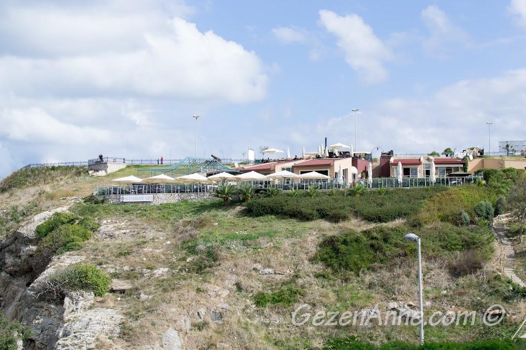 Şile denize karşı Fusa restoran