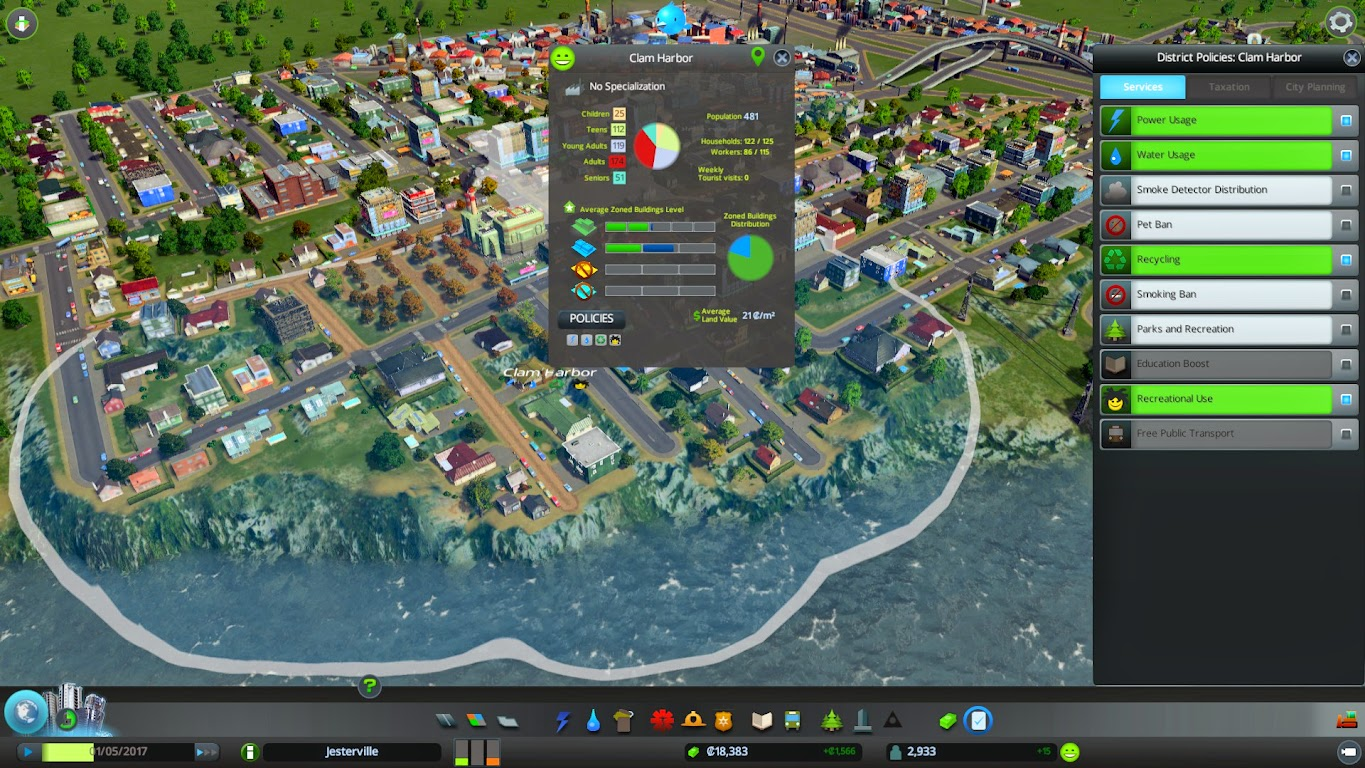 Cities Skylines - Give me ideas for neighborhoods | IGN Boards