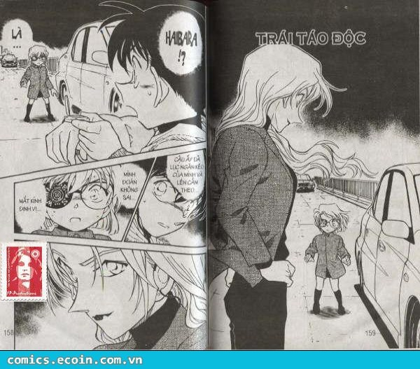 Detective Conan Chap 434 - Truyen.Chap.VN
