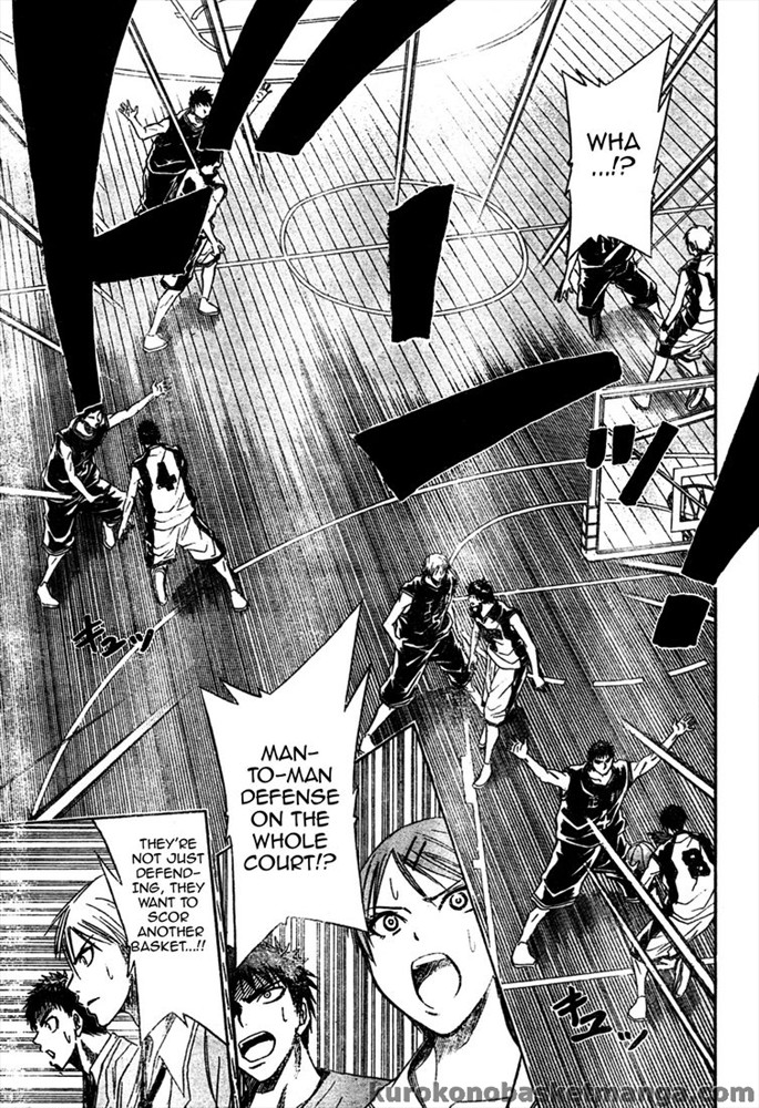 Kuruko no Basket Chapter 24 - Image 24-13