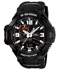 "Jam Tangan Casio G-Shock Rangeman GPR-B1000 ""New Upgraded"""