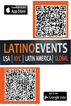 THE LATINO EVENTS APP IS OUT AND IS FREE! GET IT NOW AND SHARE IT