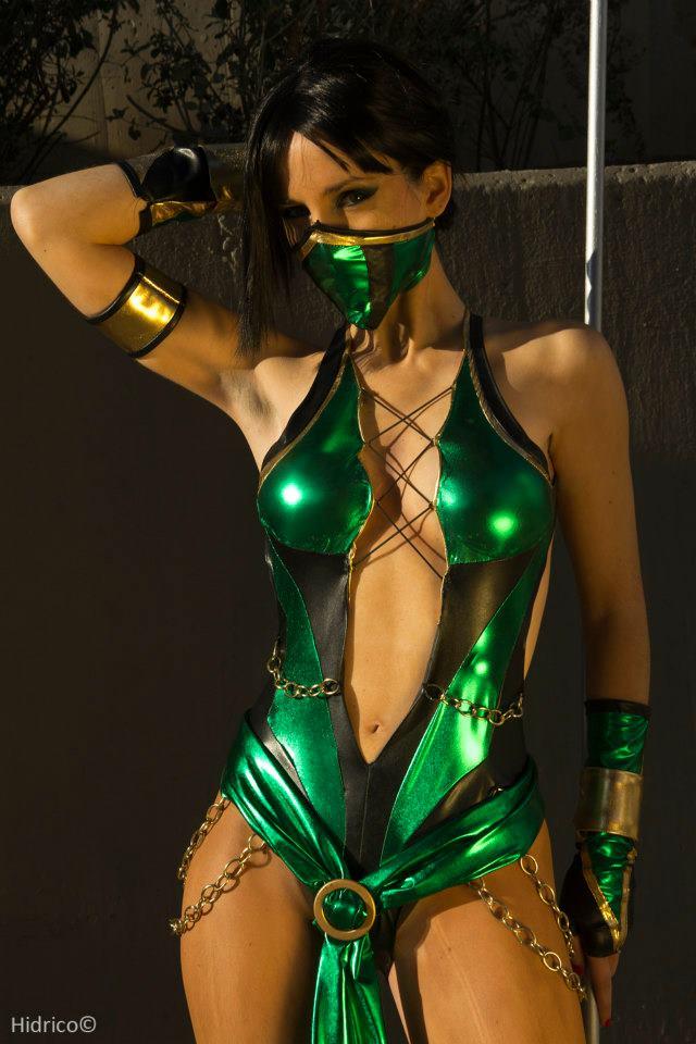 Ngất ngây với cosplay Mortal Kombat nóng bỏng - Ảnh 9