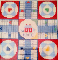 Parchis Cross Stitch