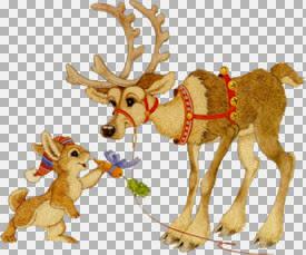 Myst~2       AP_L-K-Powell_Reindeer&bunny.jpg