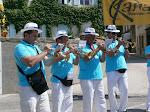 """La section """"trompette"""""""