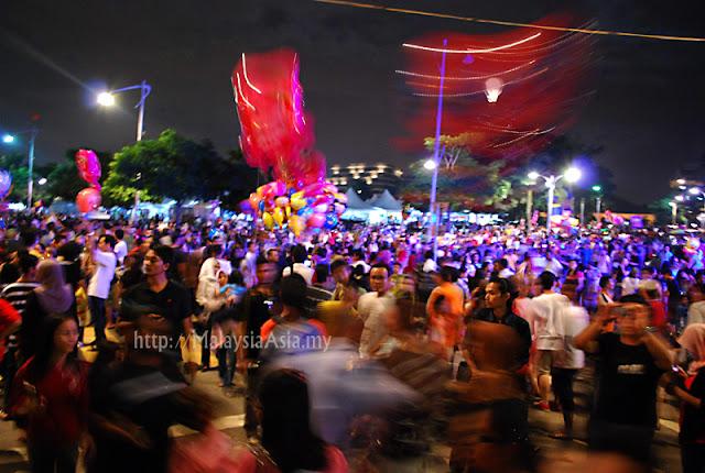 Night Glow Putrajaya
