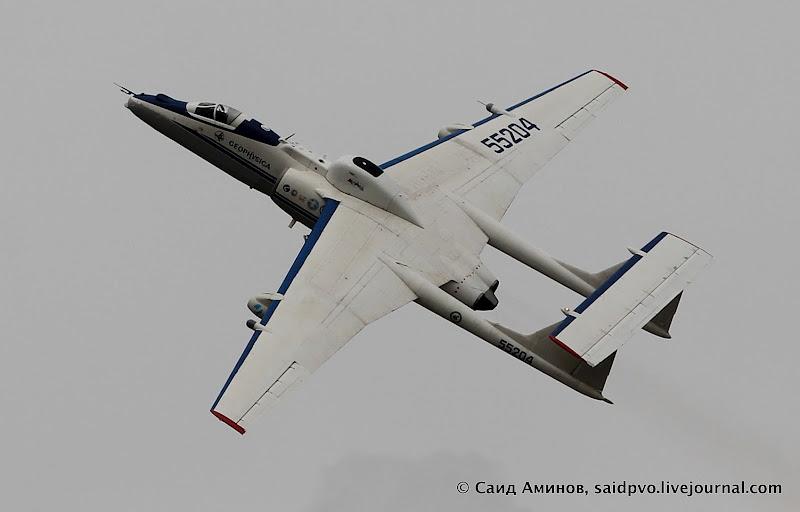 100 лет ВВС России - М-55