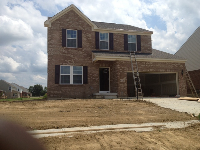 Ryan Homes Florence Blog Home Review