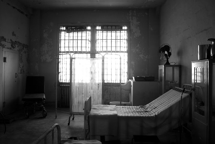 hospital de alcatraz
