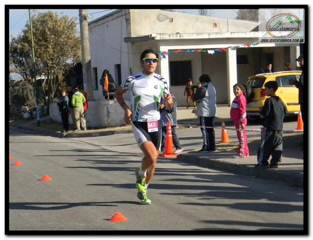 Diego Fontan, ganador absoluto