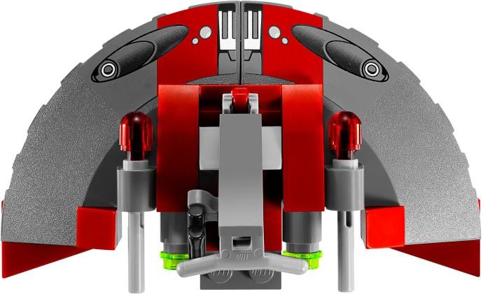 レゴ スター・ウォーズ リパブリック・トルーパー対シス・トルーパー 75001