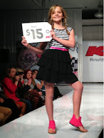 Kmart Children's and Plus Sized Spring/Summer Fashion Launch 2013/2014