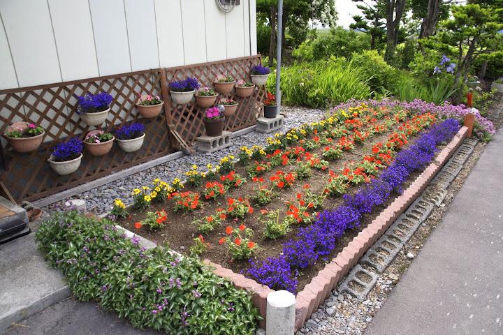 丹誠込めて作られているお花たち