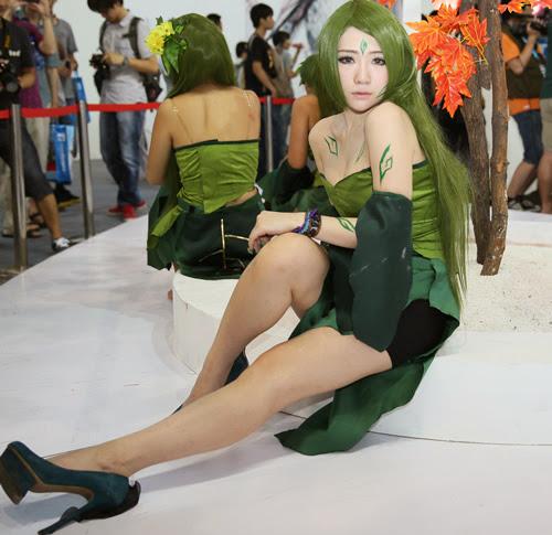 Chiêm ngưỡng cosplay Guild Wars 2 tại ChinaJoy 2013 25