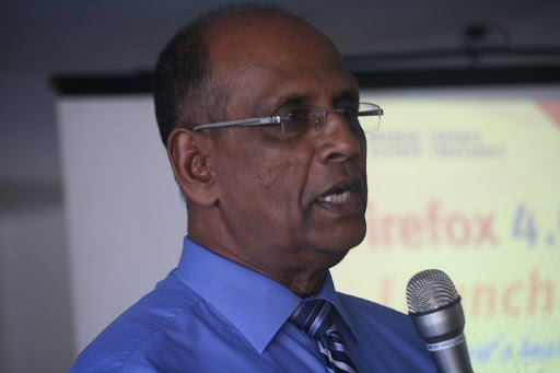 Dean Prof. Alfred Perera
