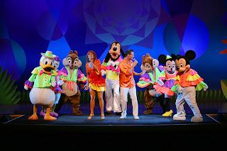 Favorite Disneyland Characters