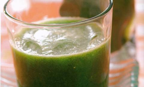olahan sayur hijau