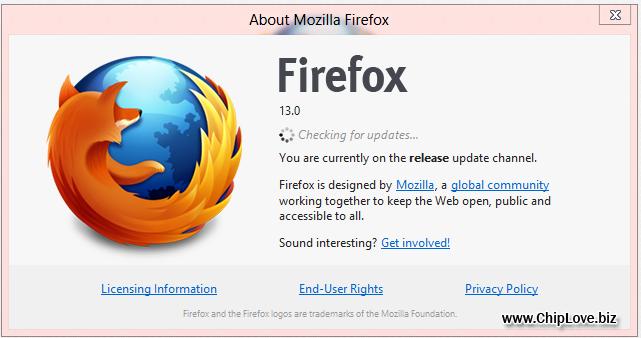 Mozilla Firefox 13.0.1 (tiếng Anh + tiếng Việt) - Trình duyệt số 1 thế giới - Image 1