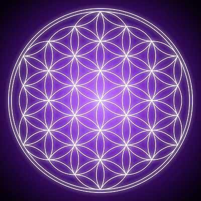 Geometría Divina - energía positiva enviada a Japón, marzo 2011