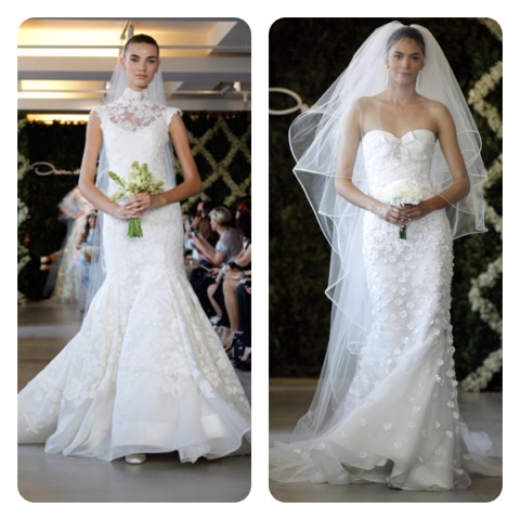 styled by KL: David Jones welcomes Lanvin & Oscar de la Renta bridal