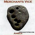 Merchants Vice - amber